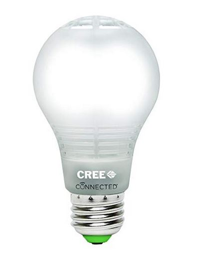 Cree BA19-08050OMF-12CE26-1C100 Connected 60W Equivalent Daylight (5000K)