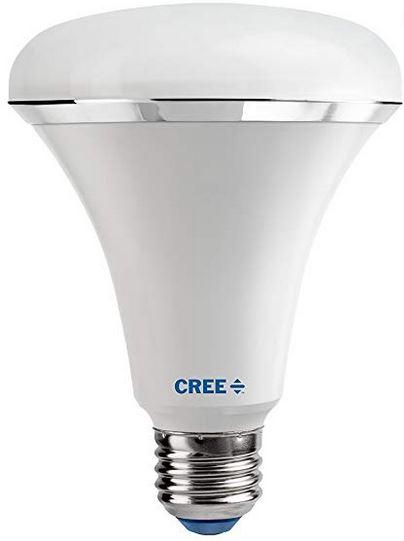 Cree SBR30-06527FLFD-12DE26-1-13 Led 65W Replacement BR30 Soft White (2700K)